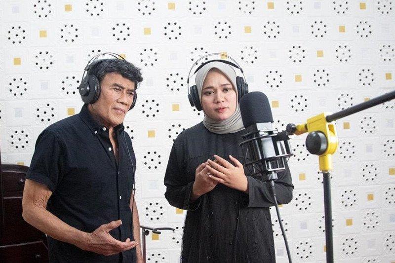 Kolaborasi lagu 'Virus Corona' Rhoma Irama dan Anisa eks grup gambus Sabyan