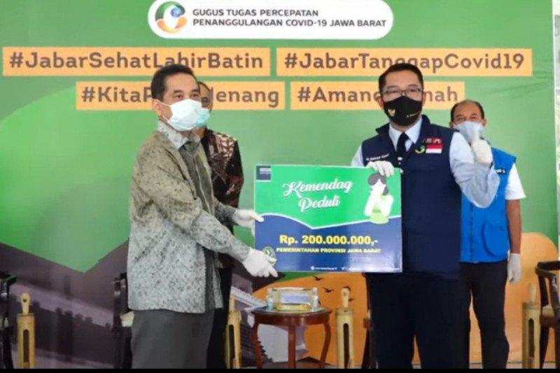 Kemendag apresiasi program pasar digital Pemprov Jawa Barat