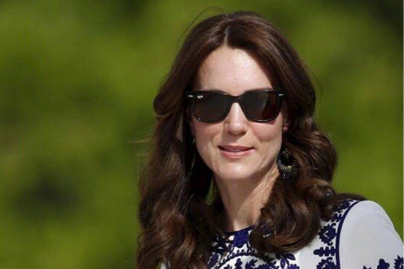 Kate Middleton kesulitan dampingi Pangeran George belajar di rumah