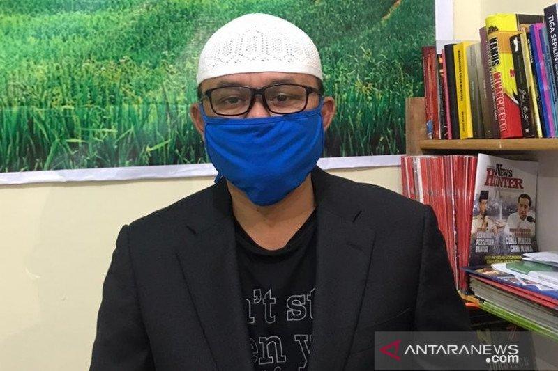 Pasien positif COVID-19 di Padang Panjang bertambah satu orang, THL Satpol PP