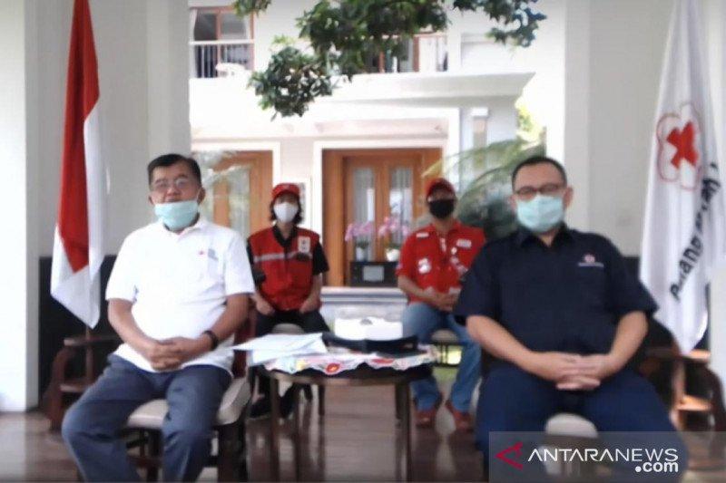 Jusuf Kalla sampaikan penghargaan kepada seluruh relawan penanganan COVID-19