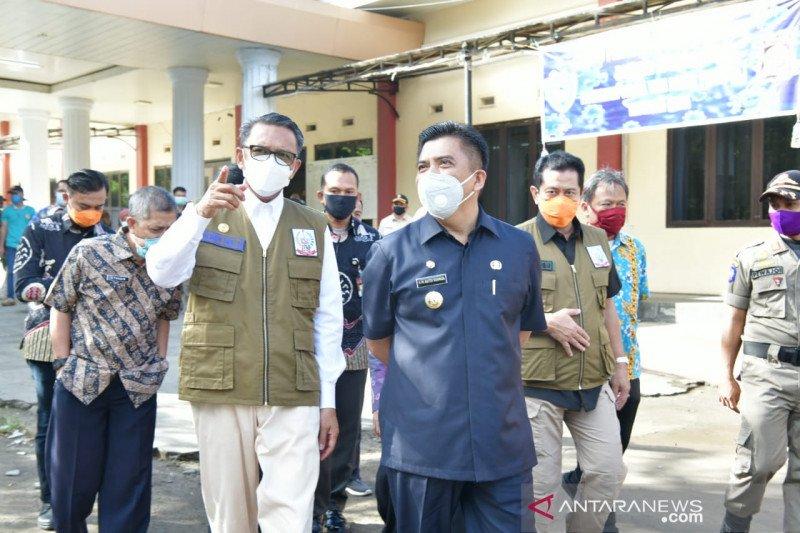 Gubernur: 134 mahasiswa Sulsel dari Arab Saudi dikarantina di Jakarta