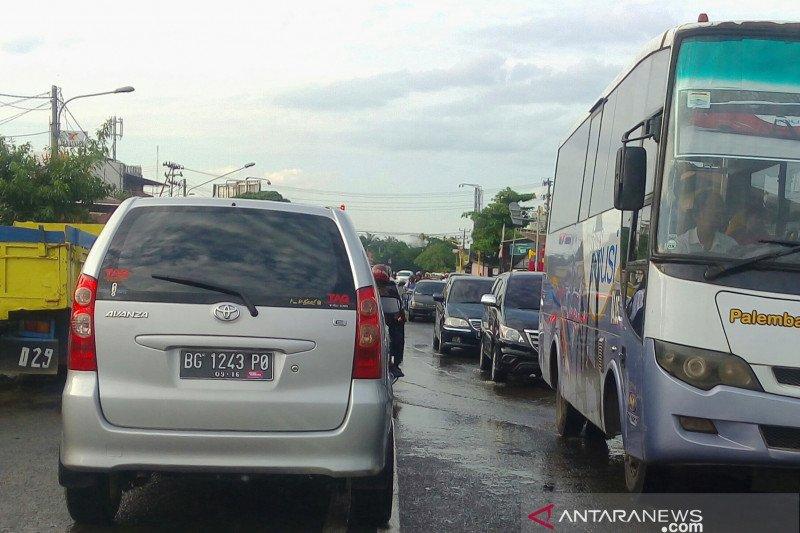 Meski Menhub sudah keluarkan kebijakan, pengelola bus di Palembang belum layani pemesanan tiket
