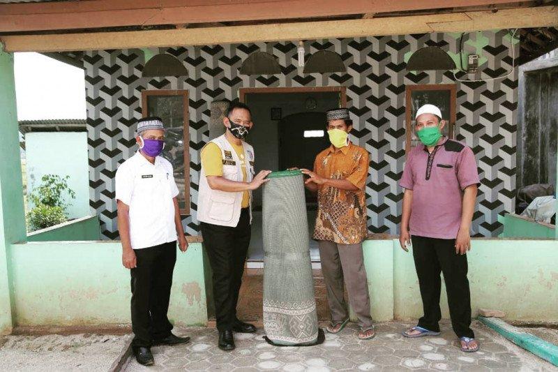 Wakil Bupati Pringsewu ajak masyarakat gotong royong bangun Masjid Nurul Hidayah