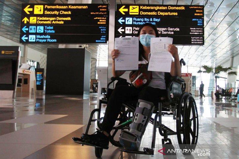 Tujuh prosedur baru keberangkatan penumpang di Soekarno-Hatta