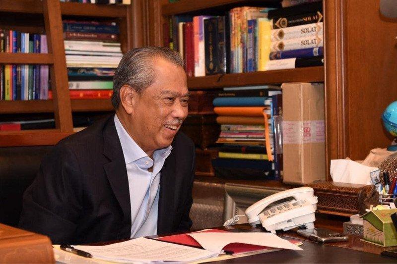 Presiden Trump telepon Perdana Menteri Malaysia
