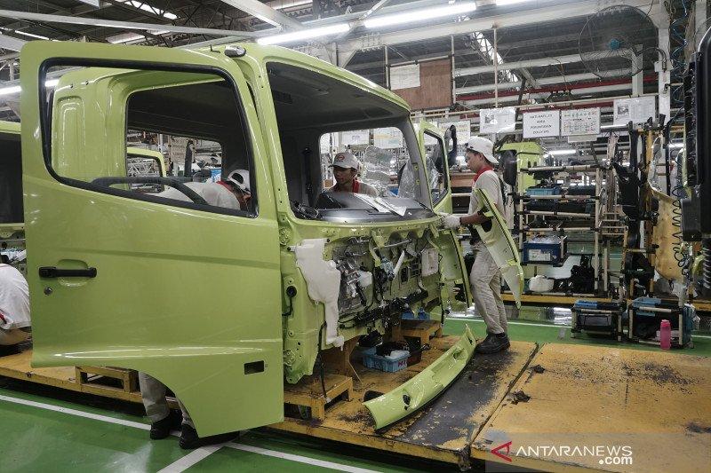 Pabrik Hino Indonesia hentikan sementara produksi, dealer tetap beroperasi