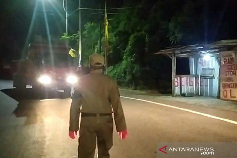 Satgas COVID-19 perketat pemeriksaan di perbatasan Cianjur selama 24 jam