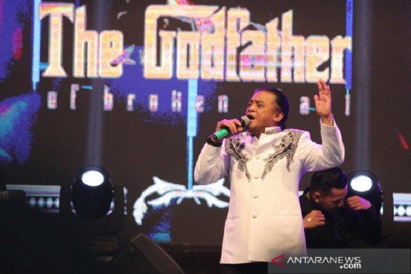 Jokowi and Prabowo fondly recollect memories of deceased Didi Kempot