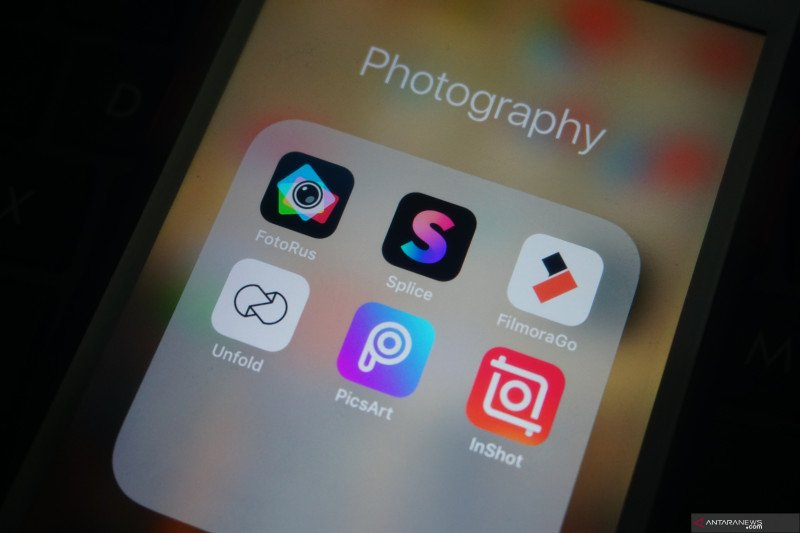 Rekomendasi aplikasi untuk mengedit foto dan video