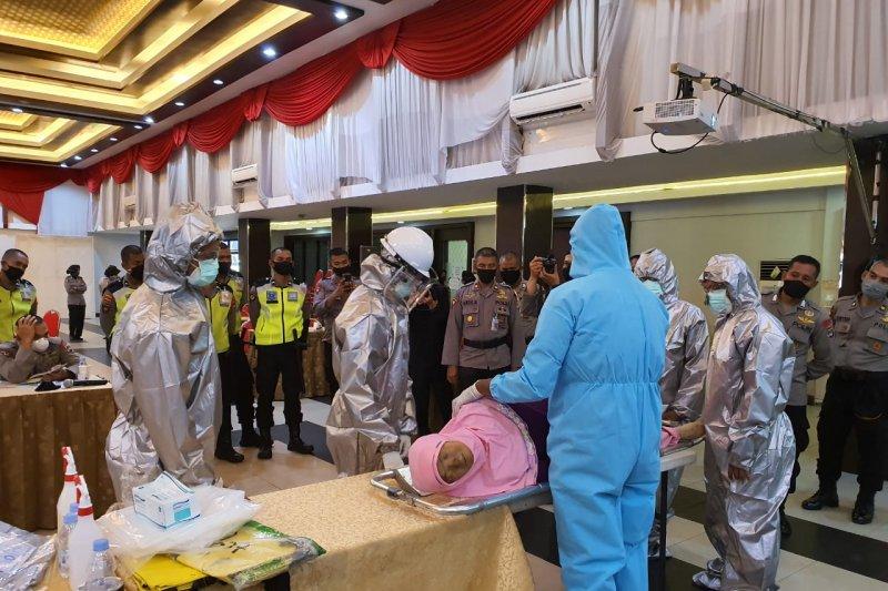 ULM aktif berikan pelatihan penanganan jenazah COVID-19