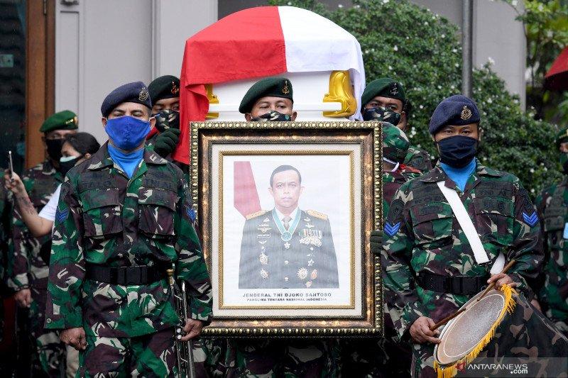 Ketua MPR Bamsoet: Mantan Panglima TNI Djoko Santoso loyal jaga keutuhan NKRI