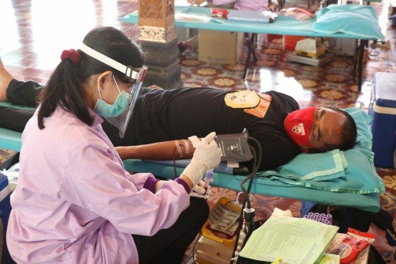 Stok darah PMI Surakarta menipis di tengah pagebluk COVID-19