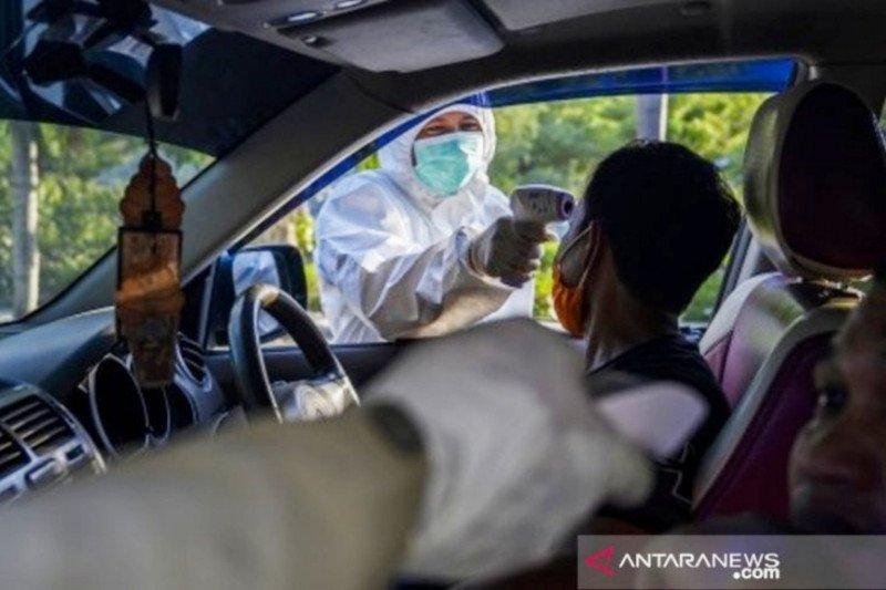 Wabah COVID-19 kini menginfeksi 83 warga Sulteng, terbanyak di Buol