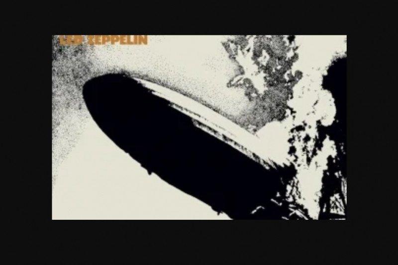 Karya asli sampul album perdana Led Zeppelin  akan dilelang