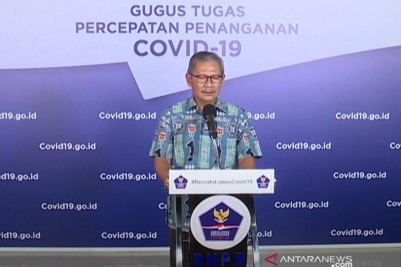Jubir Pemerintah : Masih belum ada konsistensi penurunan infeksi COVID-19