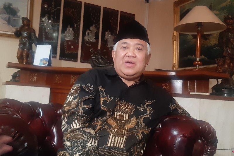Din Syamsuddin dkk ajukan pengujian formil UU COVID-19 ke MK