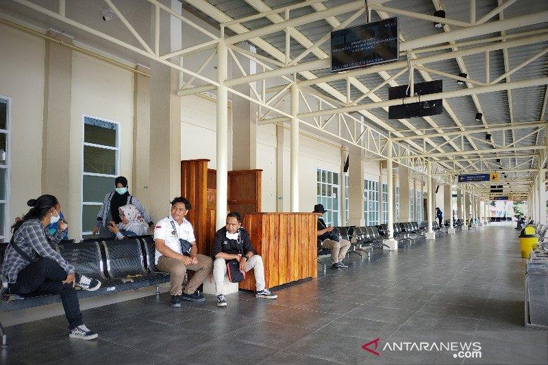 Penerbangan di Bandara Haji Asan Sampit belum normal