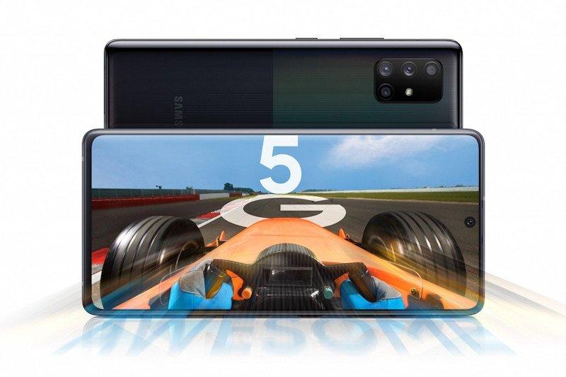 Pendapatan kuartal pertama Samsung turun, bisnis layar paling terpukul dampak corona