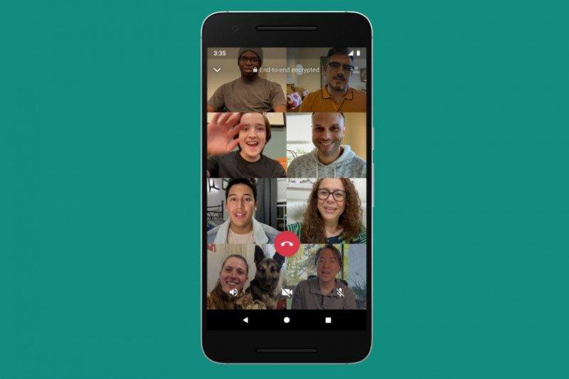 WhatsApp bakal bisa untuk video call 50 orang - ANTARA News