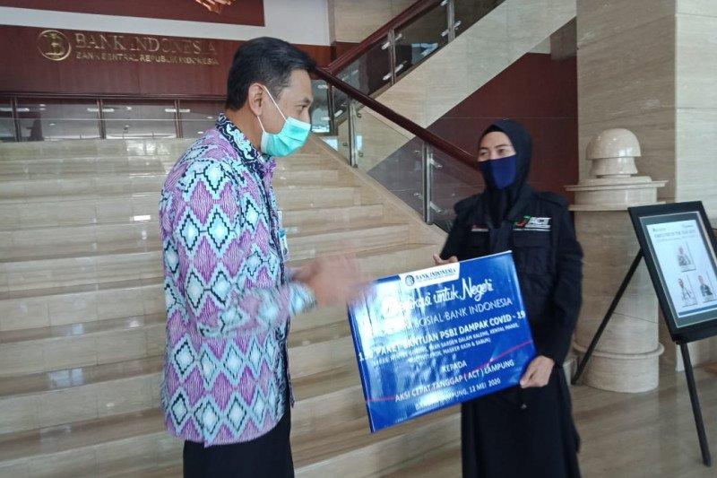 ACT Lampung siap salurkan bantuan bahan pokok dari BI