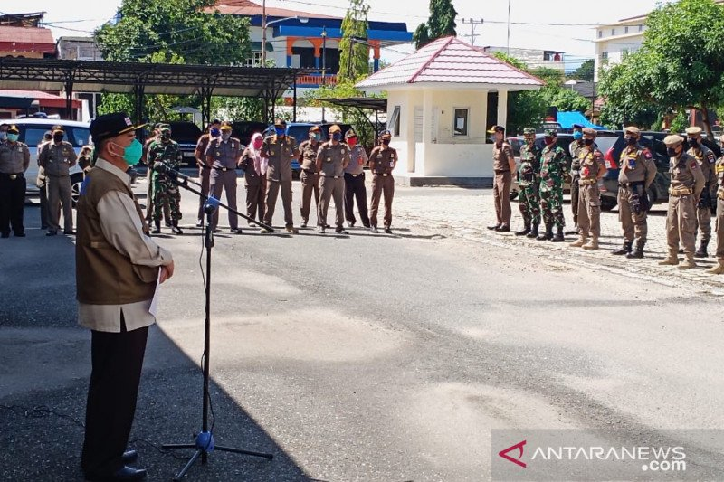 W Sumatra Deputy Governor to Impose Sanctions on Social Restriction Violators