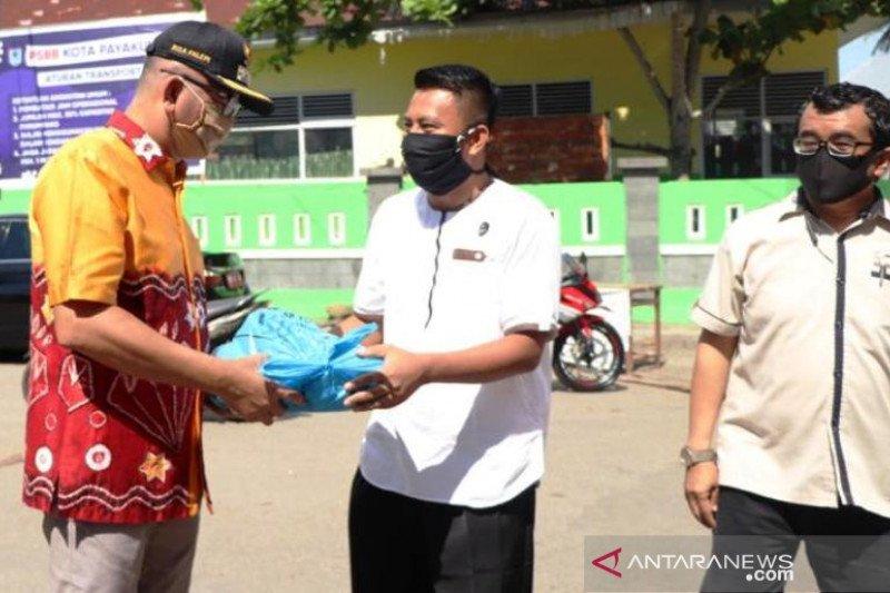 Warga Payakumbuh masuk kriteria penerima bantuan tapi belum menerima, segera lapor ke kelurahan