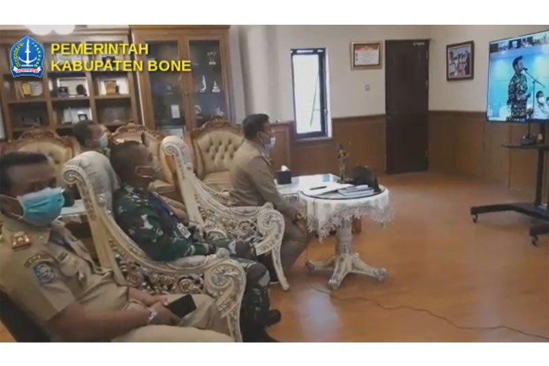 Bupati : Produksi padi Kabupaten Bone capai 971.000 ton pada 2019