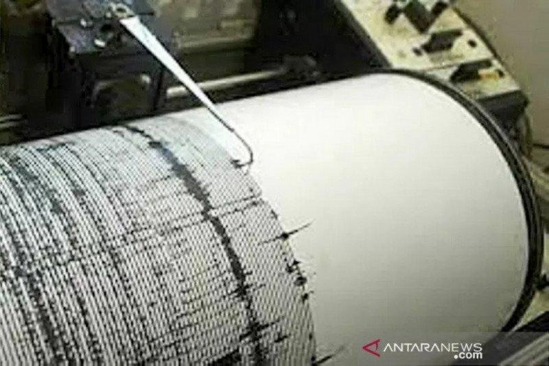 Gempa magnitudo 4 di Tanggamus