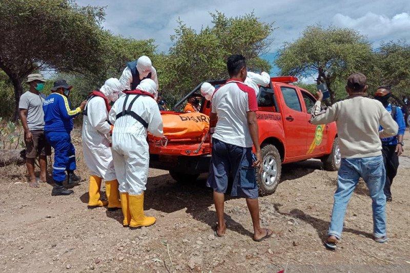 Nelayan yang tengelam di Kabupaten Kupang ditemukan meninggal