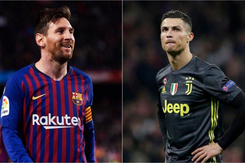 Perdebatan siapa pemain terhebat dunia kini, Jurgen Klopp pilih Messi ketimbang Ronaldo