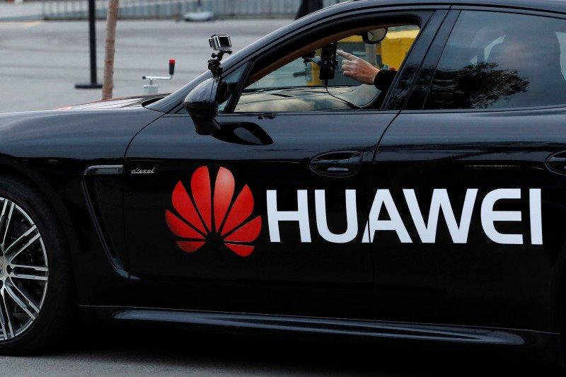 5G Huawei akan hadir di 18 merek mobil