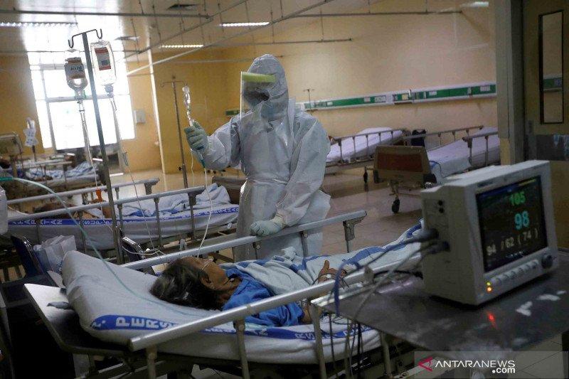 Terjadi penambahan kasus positif COVID-19 dan PDP meninggal di Kapuas