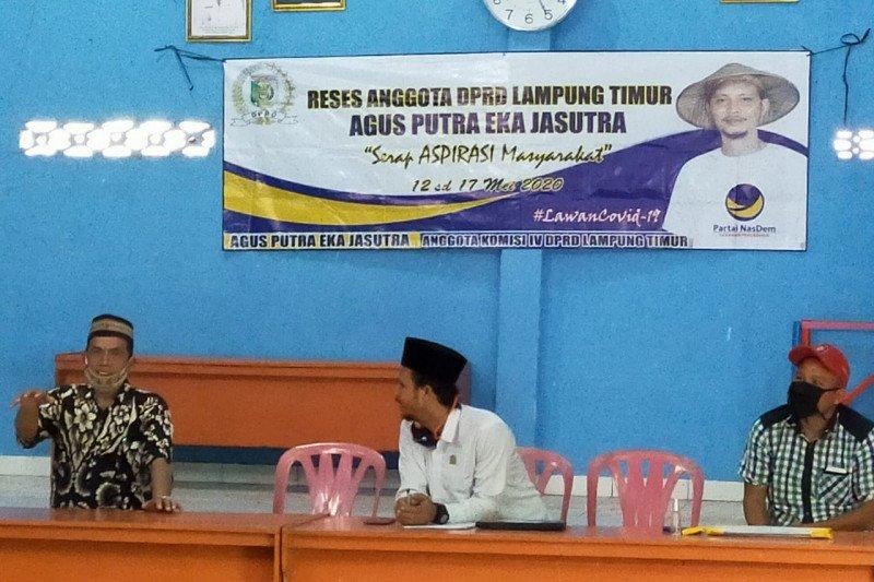 DPRD: Pandemi COVID-19 momentum memperbaiki DTKS
