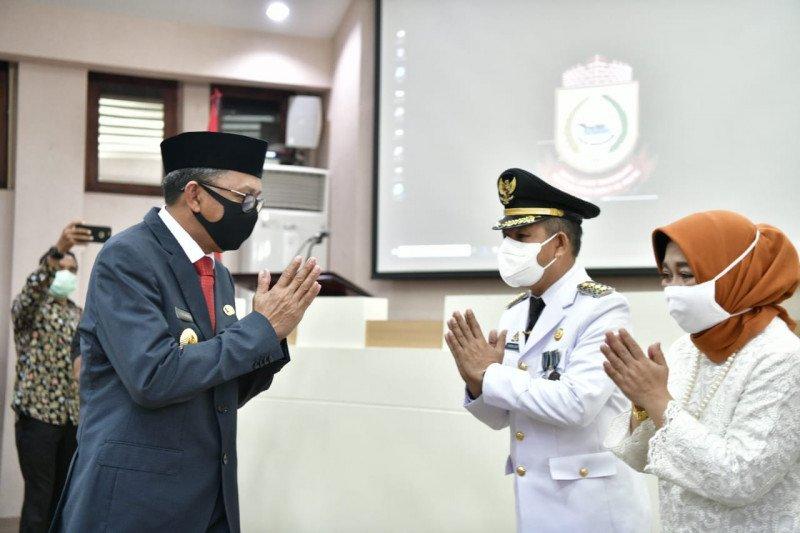 Gubernur Sulsel lantik Yusran Jusuf  sebagai Penjabat Wali Kota Makassar