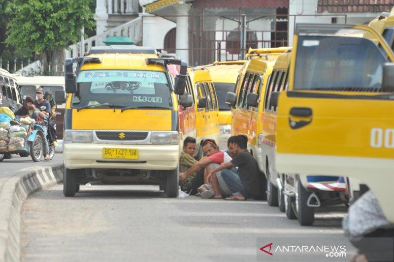 Aktifitas jelang PSBB Kota Palembang dan Prabumulih