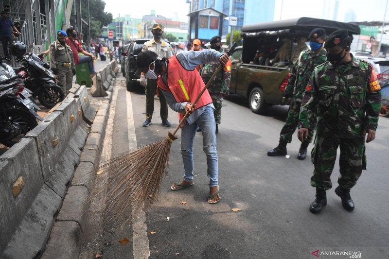 Setelah Psbb Ke 3 Jakarta Masuk New Normal Antara News