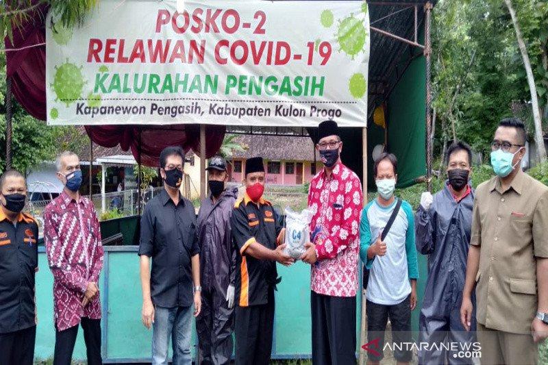 Anggota DPRD Kulon Progo bantu pemudik di lokasi isolasi