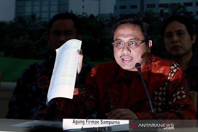 Polisi segera selidiki kasus yang dilaporkan ketua BPK