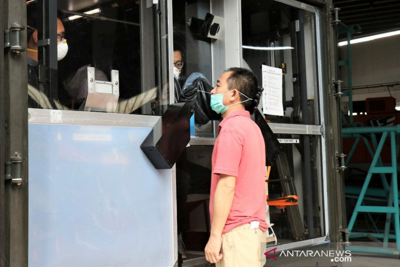 Singapura bergegas bangun perumahan untuk pekerja migran setelah wabah COVID-19