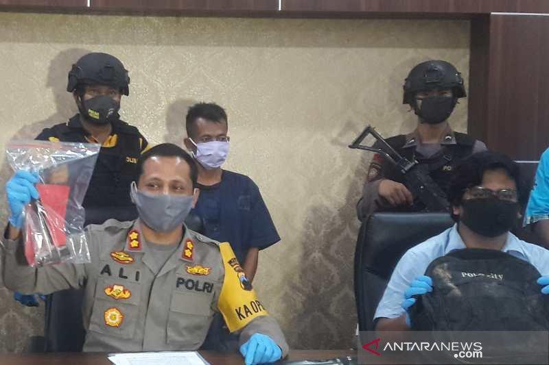 Polres Temanggung tangkap pelaku pembunuhan balita