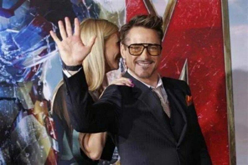 Robert Downey beralih ke komik DC