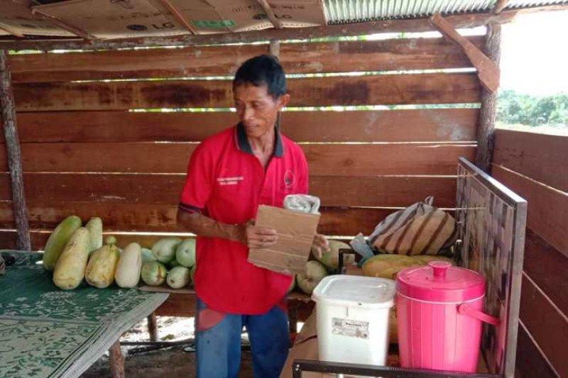 BPP promosikan hasil panen petani di Gumas