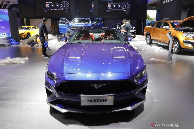 "Lampu indikator transmisi bermasalah Ford ""recall"" Mustang"