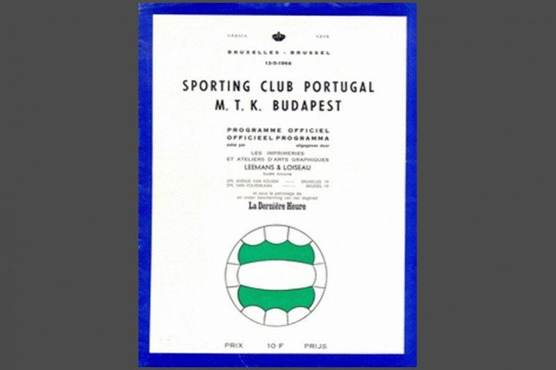 Mengenang sepak pojok sempurna berbuah trofi Eropa pertama Portugal Sporting CP