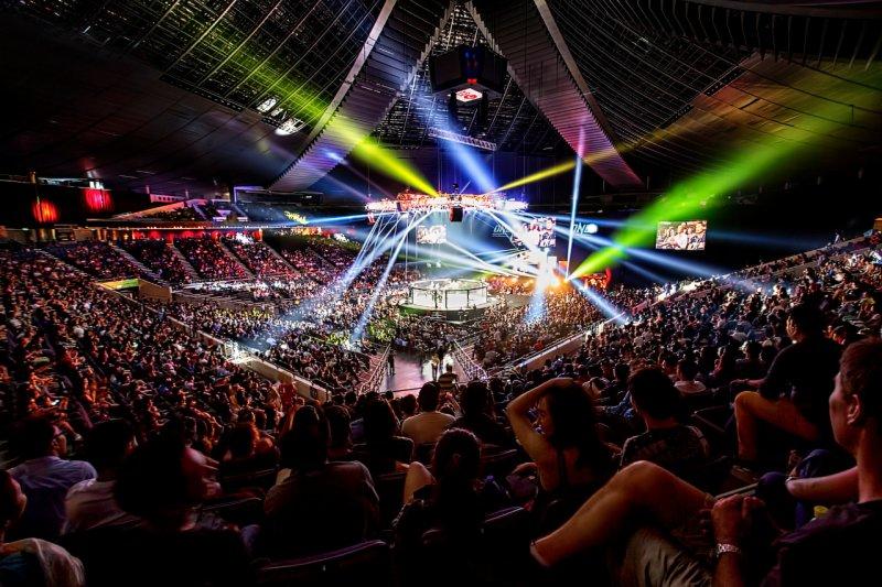 ONE Championship masuk dalam 10 besar olahraga paling menarik di dunia