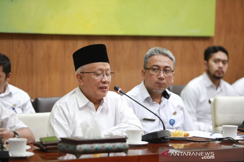 MUI Kota Bandung imbau masyarakat laksanakan shalat Idul Fitri di rumah
