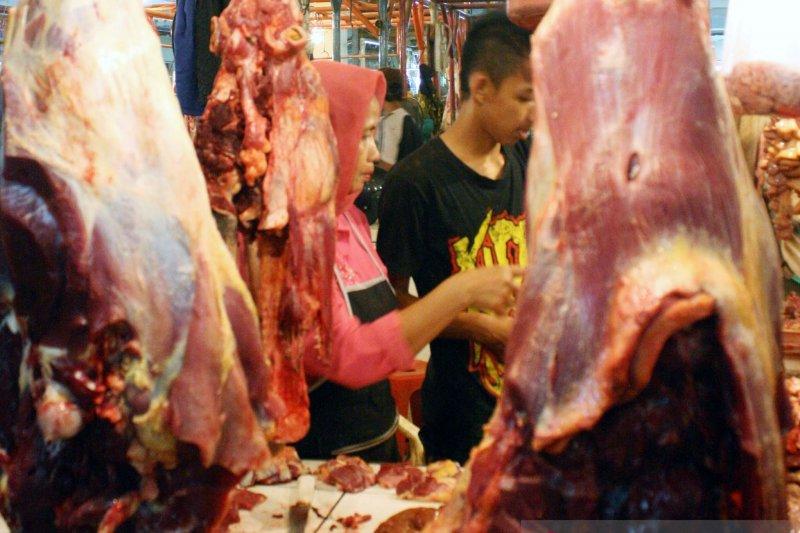 Dinas Pangan Karawang: Tidak ada penjualan daging celeng mirip sapi