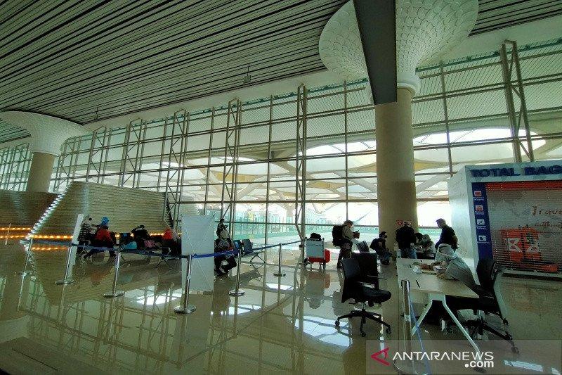"AP I menyiapkan 500 alat ""rapid test"" di Bandara Internasional Yogyakarta"