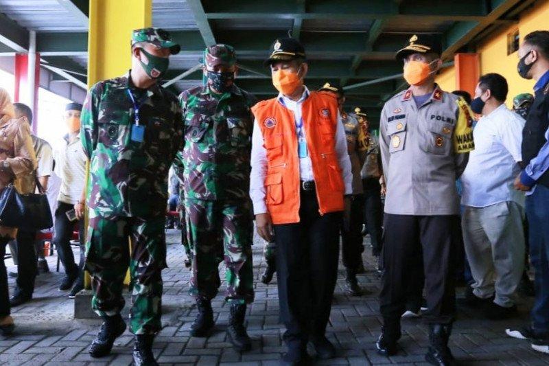 Pasien COVID-19 di Makassar bertambah 31 orang jadi 547 kasus, meninggal 39